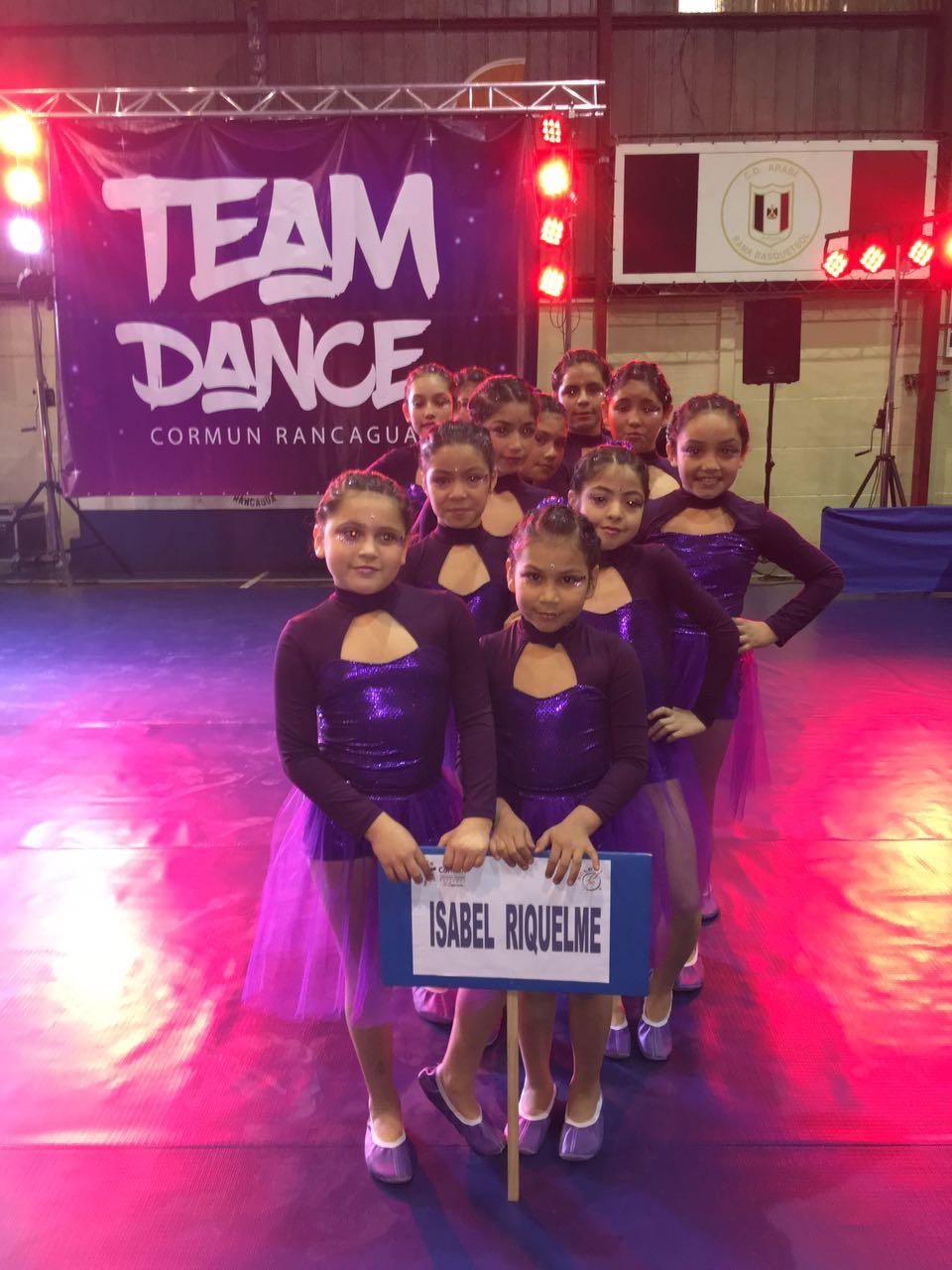 Grupo Teams Dance